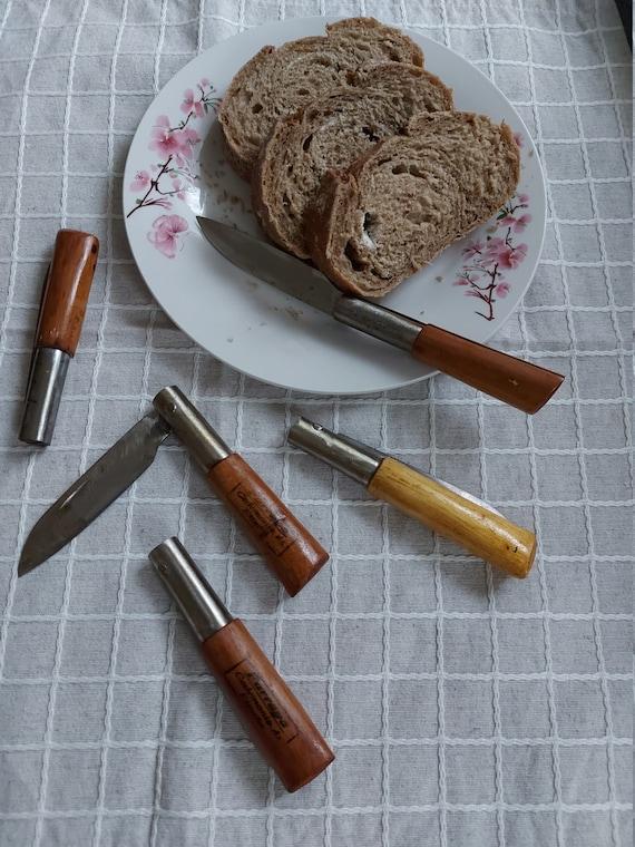 Couteau Fait Maison De Pliage Handmade Etsy