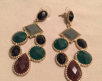 Mix Forest Earrings