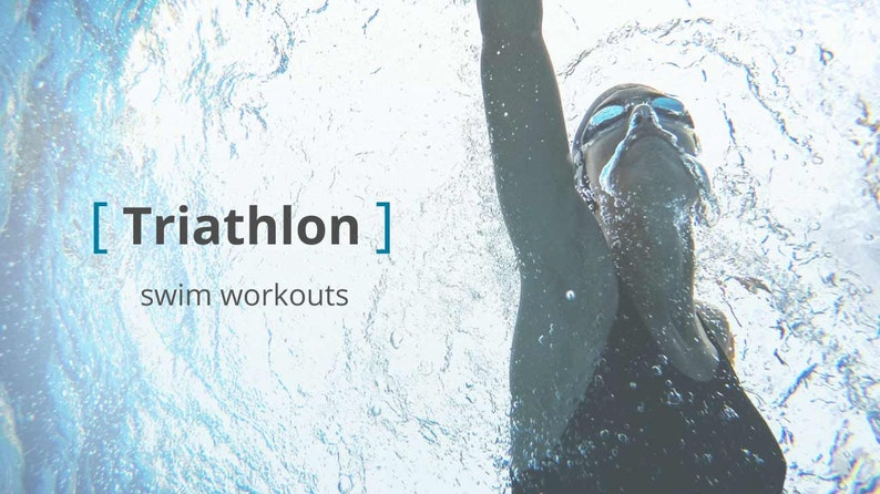 10 Awesome Swim Workouts for Long Distance Triathletes image 0