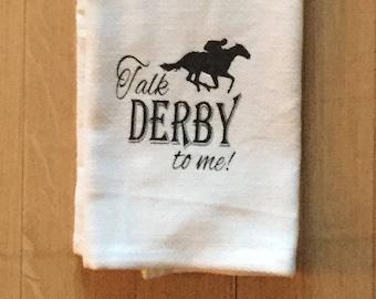 Derby Tea Towel