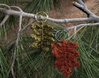 Leaf Vine Key Chain