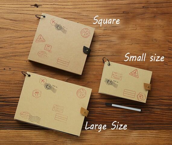 8pcs Vintage Flower Frame Stationery Letter Paper Writing Paper Sheets Brown