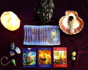 Angel Oracle Tarot Reading, Same Day Tarot Reading, Oracle Reading, Psychic – ONE QUESTION