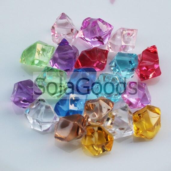 Minecraft Pirate Gems Treasure Jewelry Ice Rock Gemstone Etsy