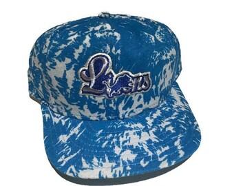 sale usa online new specials new images of spain detroit lions foam hat 3fe0b 94509