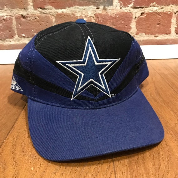 3b968ad3b Vintage Dallas Cowboys Snapback Hat Adjustable NFL Football
