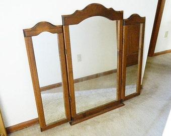 Dresser Top Mirror Etsy