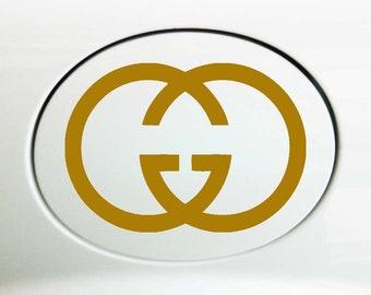 GG Vinyl Decal