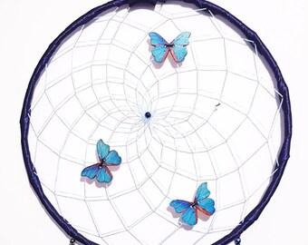 Butterfly Dream Catcher