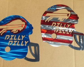 Buffalo Bills DILLY DILLY helmet 6b0b1474f
