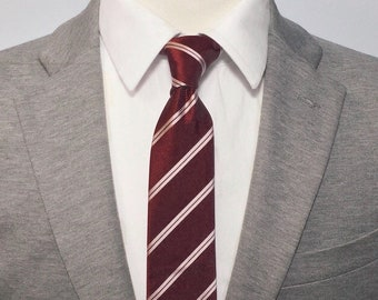 """The """"Jack-Jack Attack"""" Striped Tie"""
