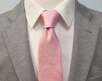 "The ""Getting Into Trebble"" Paisley Tie"