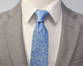 """The """"Hang 10"""" Paisley Tie"""