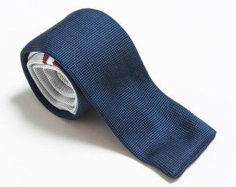"The ""Sazerac"" Striped Knit Tie."