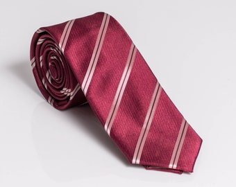 "The ""Jack-Jack Attack"" Striped Tie"