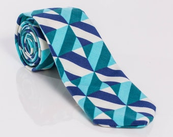 "The ""Fortune Favors the Bold"" Striped Tie"