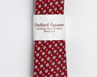 "The ""My Sun and Stars"" Foulard Tie"