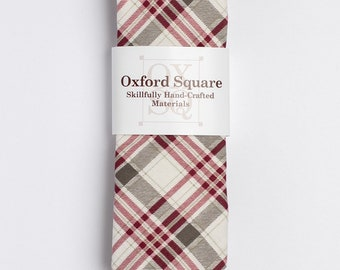 "The ""They've Gone To Plaid"" Plaid Tie"
