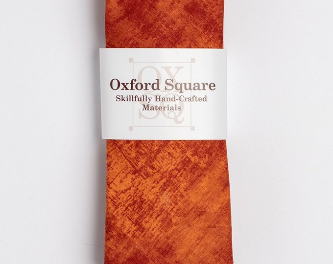 "Featured listing image: The ""Burn Pile"" Plain Tie"