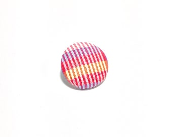 """DJ Lines"" Lapel Button"