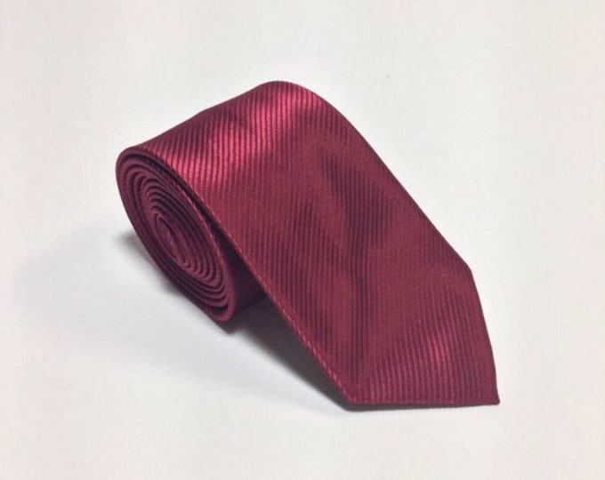 "Featured listing image: The ""Red Wedding"" Silk Tie"