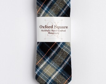 "The ""Maine Life"" Plaid Tie"