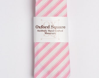 "The ""Why Am I Mr. Pink?"" Striped Tie"