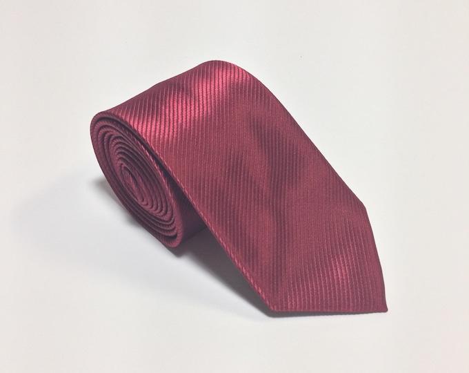 """The """"Red Wedding"""" Silk Tie"""