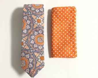 "The ""Fierce To Me"" Tie and Square Pack"