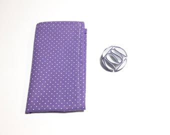 Purple Square and Flower Pack