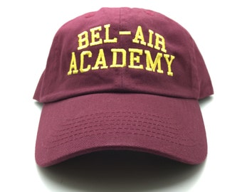Will Smith Fresh Prince Fabolous Bel-Air Academy Dad Cap Hat 4 Jersey HAT  ONLY dd469d13ba5