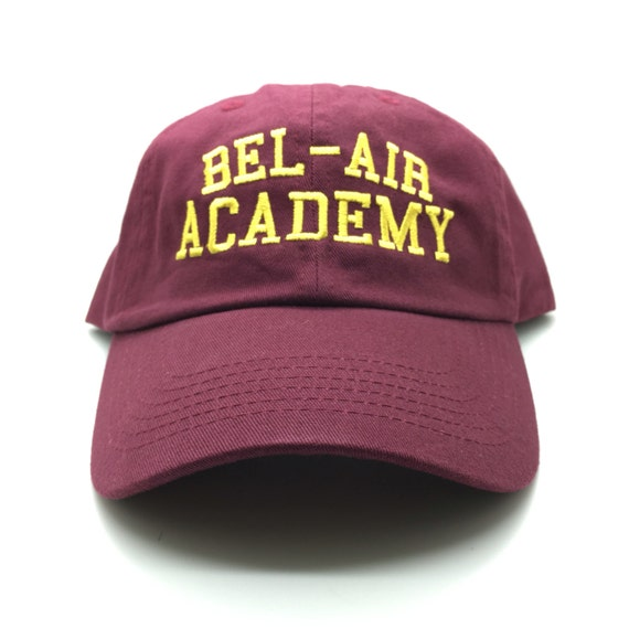 Will Smith Fresh Prince Fabolous Bel-Air Academy Dad Cap Hat 4  75ac3043392
