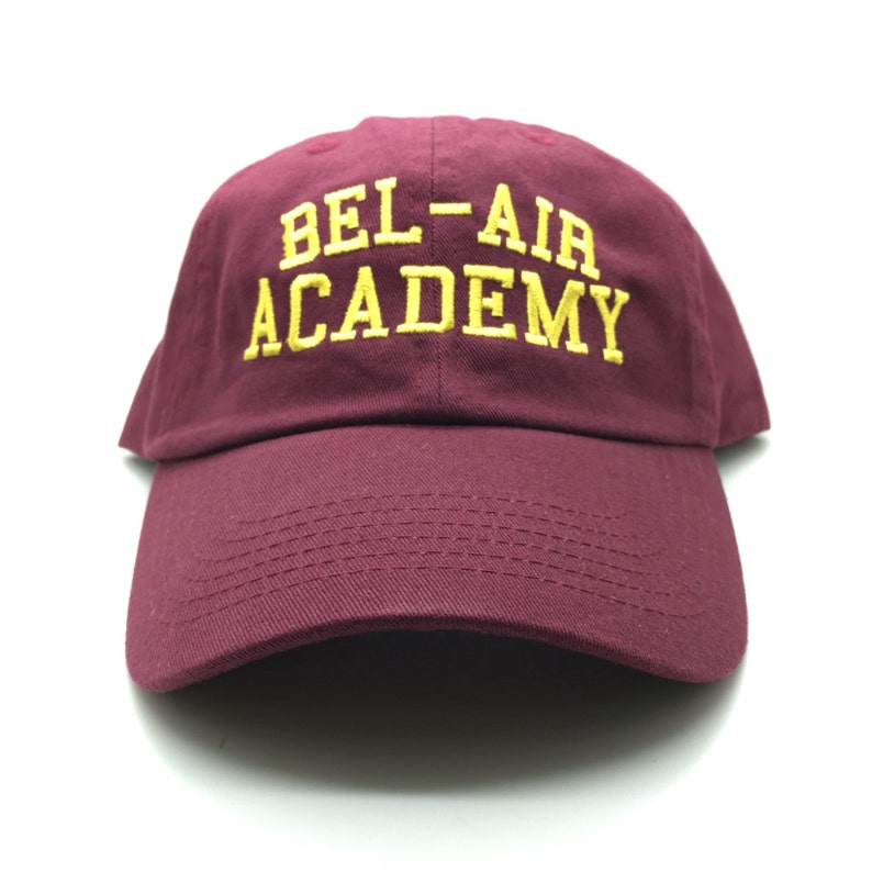 98d6443fde82 Will Smith Fresh Prince Fabolous Bel-Air Academy Dad Cap Hat 4