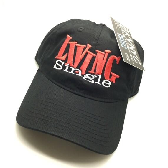 Living Single Season 1 TV Show Sitcom Dad Cap Hat Exclusive 90s 29eeb37fbfa
