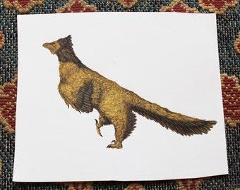 Original drawings - dinosaurs