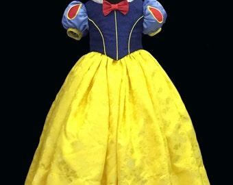 Children's Snow White Gown