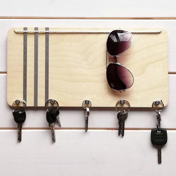 3X Hooks Umbrella Wall Hook Key Hair Pin Holder Organizer Decorative Hangers  bD