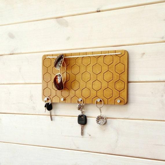 Key Holder For Wall Key Holder Shelf Key Holder Box Key Rack Etsy
