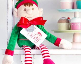 Who's been Naughty Or Nice Christmas Elf