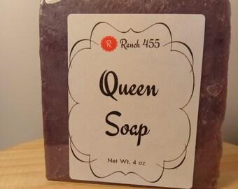 Queen Bar Soap - 4oz