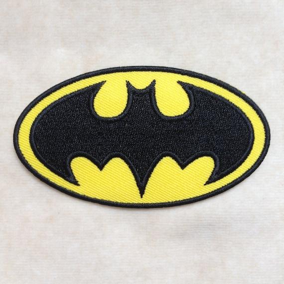 BATMAN LOGO,DC COMICS Embroidery Iron On Applique Patch 306
