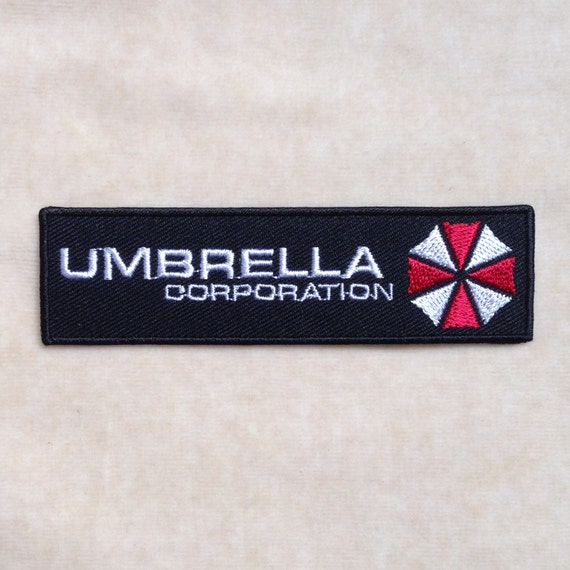 Umbrella corp Resident evil Iron on Patch