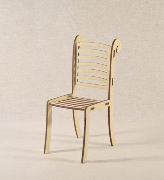 Puppenstube StuhlPuppe StuhlPuppenhaus MöbelMiniatur StuhlPuppenhaus StühleVintage StühleBarbie Stuhl Barbie MöbelStuhl 1 6,1 12