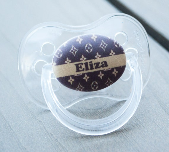 PERSONALISED DUMMY PACIFIER SOOTHER,ALL TEATS,SIZES /& COLOURS HALLOWEEN HAT