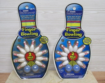 Finger Bowling Games/Fun Bowling Finger Toy