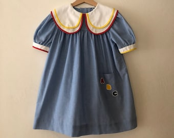4f65f013f2ef Vintage kids dress