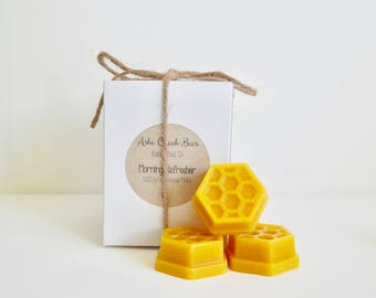 Pure Beeswax Melts - Essential Oil Blends
