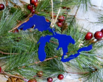 Great Lakes Ornament