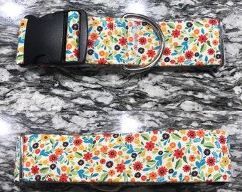 "2"" Fabric Collar- Standard"