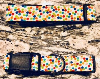 "1"" Fabric Collar- Standard"